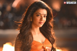 Trivikram Roping Kajal For Special Song!