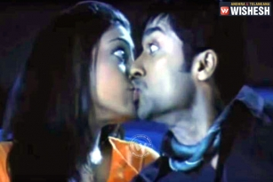 Kajal-Surya's Kissing Video Goes Viral