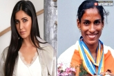 Katrina Kaif Roped in for PT Usha's Biopic