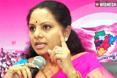 Kavitha Criticizes Uttam Kumar Over Dynasty Politics