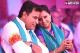 "TS MP Kavitha Starts ""Gift A Helmet"" Online Campaign On KTR's Birthday"