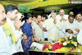 Chandra Babu Demands CBI Probe in Kodela's Death