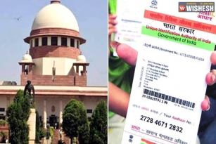 Supreme Court Refuses Interim Stay To Link Aadhaar Number To Bank