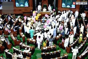 Lok Sabha Adjourned: No-confidence Motion Not Taken