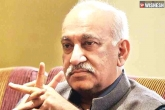 #MeToo Row: Union Minister MJ Akbar Resigns