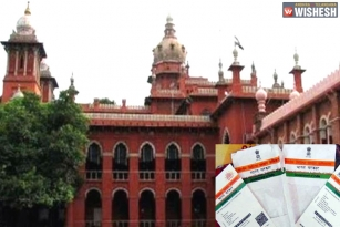 Madras HC Allows A Woman To File IT Returns Without Aadhaar