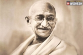 photos, centre, govt advised not to use mahatma gandhi photos on dirty areas, Notice