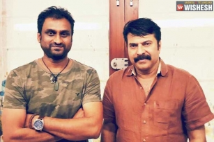 Mammootty All Set To Play YSR In His Biopic