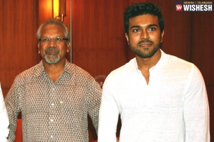 Mani Ratnam to Direct Ramcharan