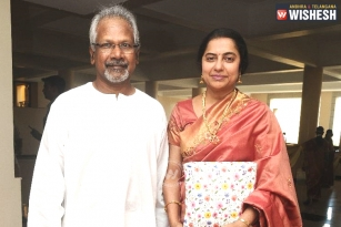 Director Mani Ratnam And his Wife Suhasini Pledged to Donate Their Organs