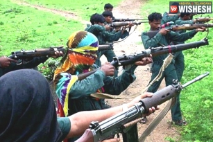 18 Maoists Killed in Encounter near AOB, 2 Constables Injured
