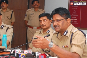 AP CM, Police Officers On Hit List Of Maoists : DGP N Sambasiva Rao