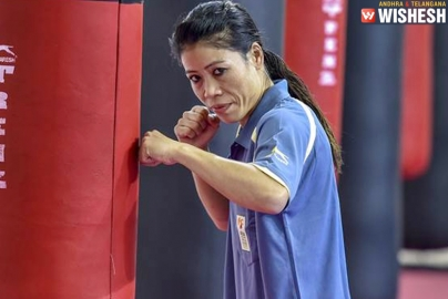 Mary Kom Named As The Best Boxer Of The World