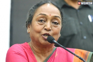 Meira Kumar To Start Her Election Campaign On June 30?
