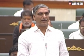 Modernisation Of Musi River, Telangana State Government, ts govt sanctions rs 65 56cr for modernisation of musi river, Harish rao