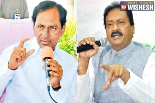KCR Makes Tall Claims like a 'Sheik Chilli': Congress Leader