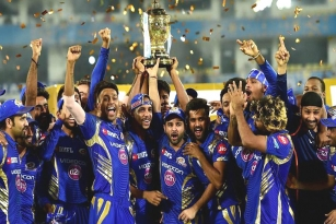 MI Win Pull Off A Stunning One Run Win To Emerge Champions