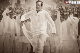 NTR biopic, NTR movie, balakrishna surprises in traditional look, Surprise