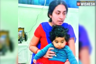 NRI Dumps his Wife and 8 Months Old Boy at RGI Airport