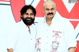 Naga Babu Joins Janasena: Contesting From Narasapuram