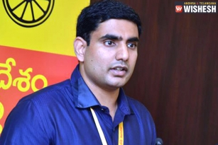 Nara Lokesh Faces Ire Of Farmers On Farm Dues