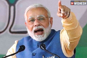 Narendra Modi To Campaign From Today In Karnataka