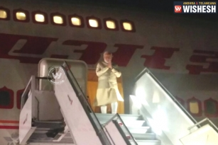 Prime Minister Narendra Modi Reaches Switzerland: Black Money, NSG in Agenda