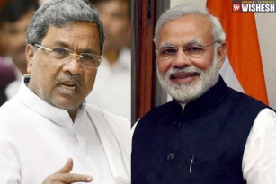 Karnataka CM's Legal Notice To Narendra Modi