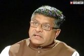 Nehru was secular or not - Ravi Shankar Prasad