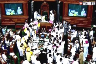No Traces Of No-Confidence Motion In Lok Sabha