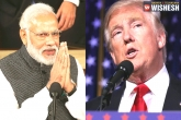 PM Modi Congratulates Donald Trump as he comes to Power