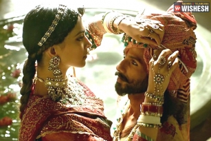 Padmavati Trailer: Visual Wonder