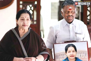 """I was not Allowed to see Jayalalithaa in the hospital"" :Panneerselvam"
