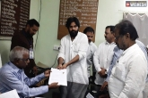 Pawan Kalyan Files His Nomination In Bhimavaram