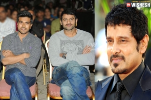 Prabhas and Ram Charan to act in Vikram's direction
