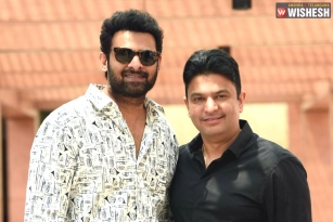 Prabhas Joins Hands With T-Series For Saaho