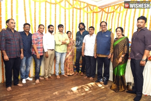 Prabhas's Next Officially Launched