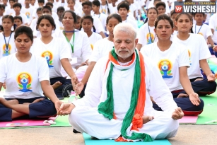 Preparation Begin For International Yoga Day