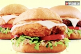 best burger recipes, quick burger recipes, preparation of cheesy chicken burger, Cheese