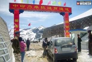 Prime Minister announces, Nathu La Pass to be opened by next month