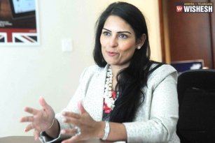 Indian-Origin UK Minister Priti Patel Resigns Over Israel Controversy