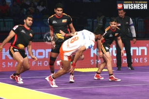 Puneri Paltan Defeated Bengaluru Bulls 36-32