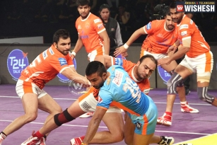 Puneri Paltan Vs Bengal Warriors: Match Drawn At 34-34