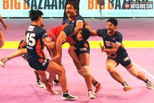 Puneri Paltan Managed To Drew With Dabang Delhi In A Thriller