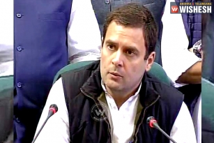 """I Have Personal Information About Prime Minister Narendra Modi""- Rahul Gandhi"