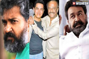 Rajamouli to Cast Rajini, Mohanlal and Aamir for 'Mahabharata'
