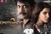 Raju Gari Gadhi 2 First Week Collections