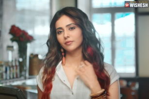 Rakul's Surprising Portrayal as Avantika from Manmadhudu 2