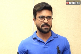 Mega Power Star Ram Charan Shoots For Rangasthalam In Difficult Conditions?