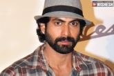 Actor Rana Daggubati Comes to the Rescue